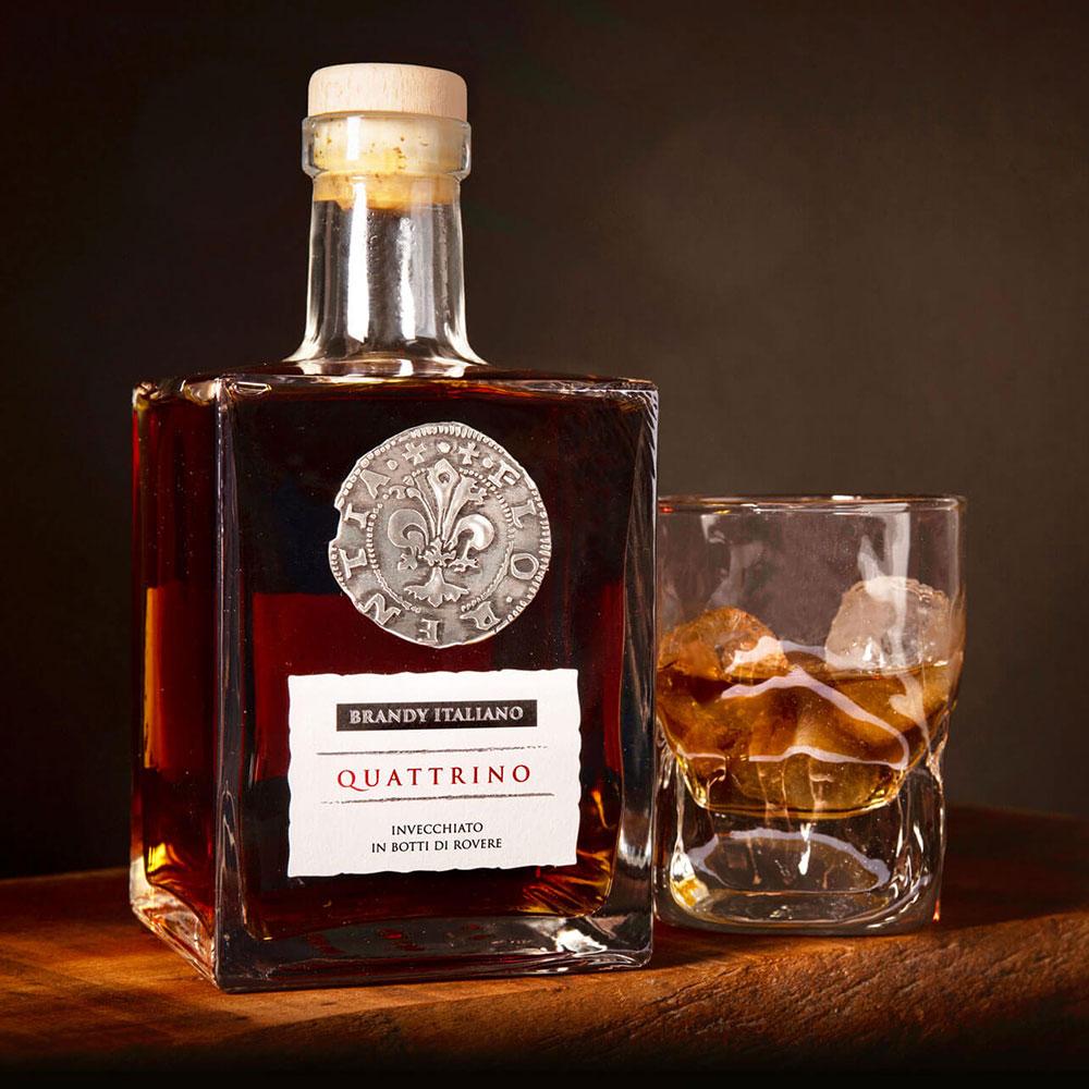 Scopri i brandy della Distilleria Deta
