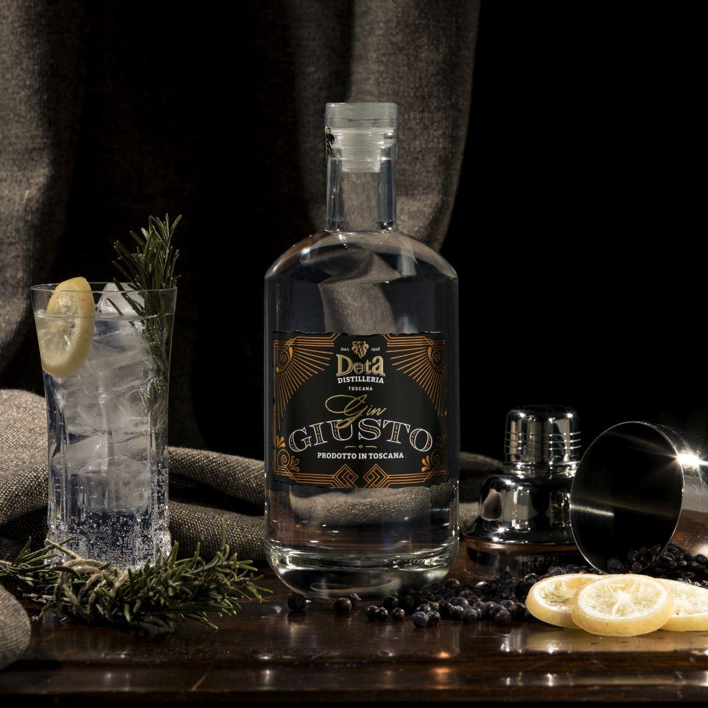 Scopri i gin della Distilleria Deta